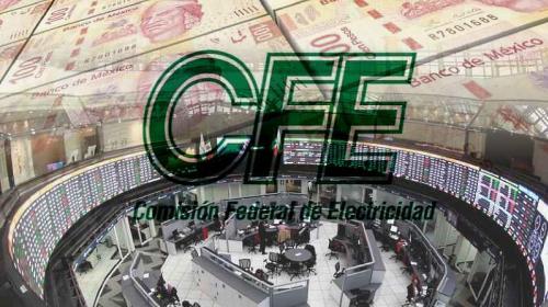 Coloca CFE 10,000 millones de pesos en CEBURES