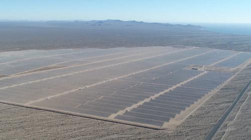 Culmina ACCIONA construcción de su planta solar más grande en Sonora