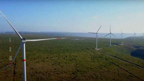Suministrará EnerAB energía eólica a Saucero