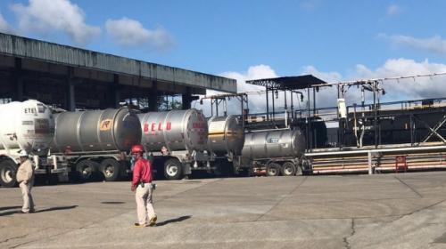 Desabasto de gasolina durará lo que sea necesario: Nahle