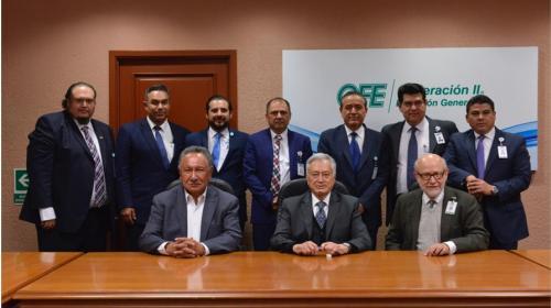 Nombra Bartlett a titular de CFE Generación II en Guadalajara