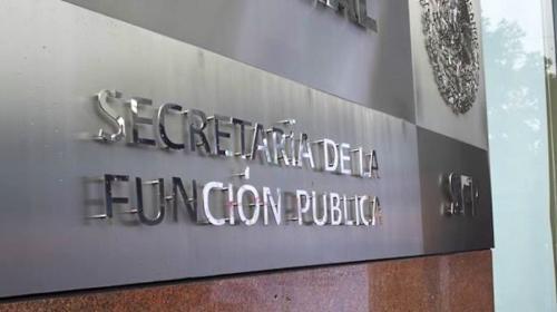 Un acto intimidatorio, la sanción de SFP a García Alcocer