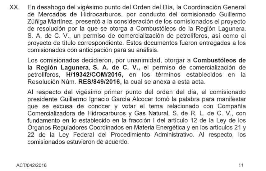 Impugnará García Alcocer sanción de la SFP