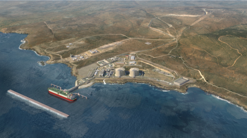Sempra anuncia su proyecto de exportación de GNL Costa Azul