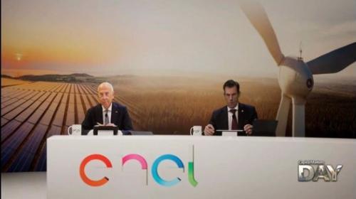Enel presenta ambicioso plan de inversión 2021-2023