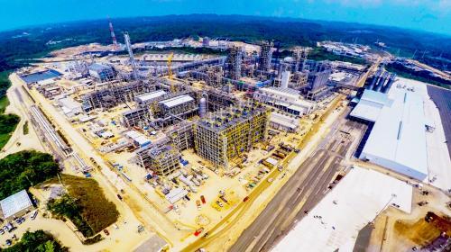 Cenagas corta el suministro de gas al complejo Etileno XXI