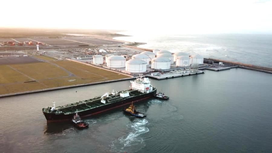 Inicia operaciones nueva terminal de IEnova en Veracruz