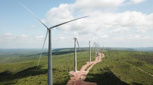 Enel inicia construcción de 1.3 GW de capacidad renovable en Brasil