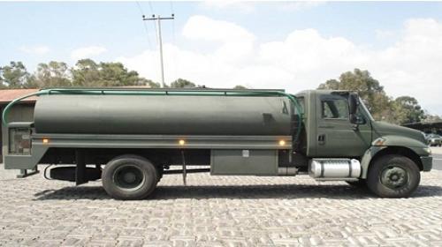 Sedena tendrá su propia flota de pipas para mover gasolina