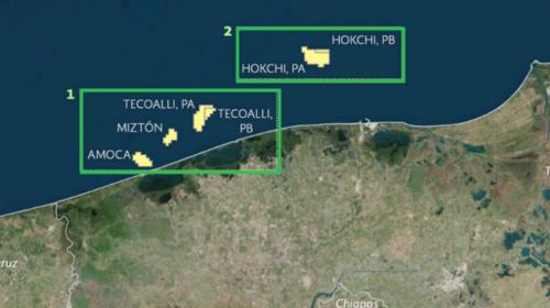Aprueban planes petroleros de Eni México y Hokchi