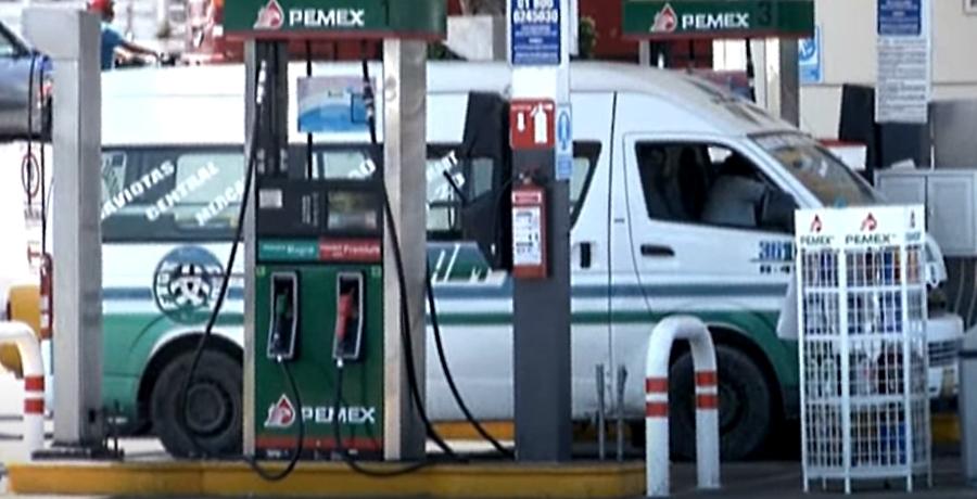 Aplicarán estímulo fiscal a gasolineros de la frontera sur