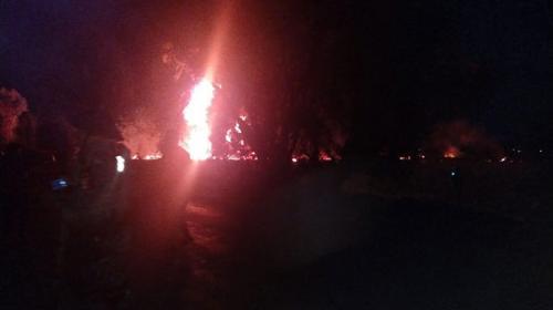Explota ducto en Hidalgo, 66 muertos; no afectará abasto a CDMX, afirman