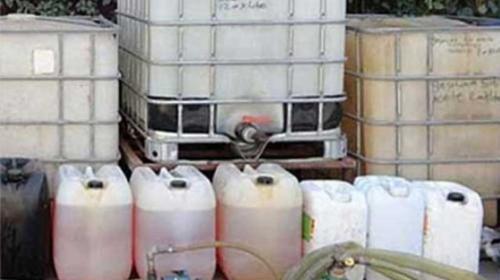 Los trazadores, vitales contra el mercado ilícito de combustibles