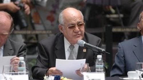 Fallece el ingeniero petrolero Eduardo Barrueta Zenteno