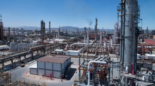 Reanudarán reconfiguración de la refinería de Tula