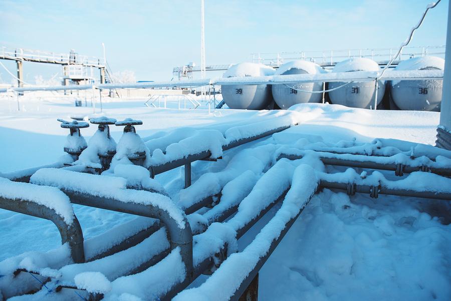 Se dispara precio de gas por frente frío; costará a CFE MX 20 mil millones