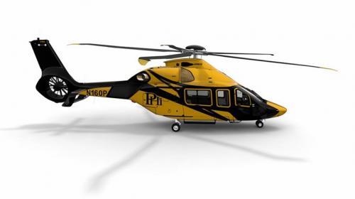 Helicópteros H160 de PHI darán servicio a Shell en el Golfo