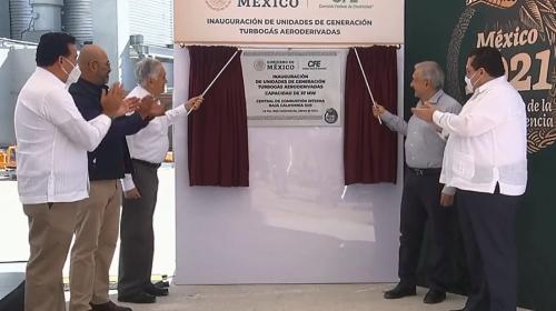 Para mayo, primer cargamento de gas a Baja California Sur
