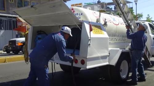 Aumentó 77% robo de gas LP, advierte la Amexgas