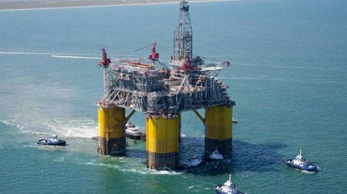 Autorizan a Shell modificación en exploración en aguas profundas