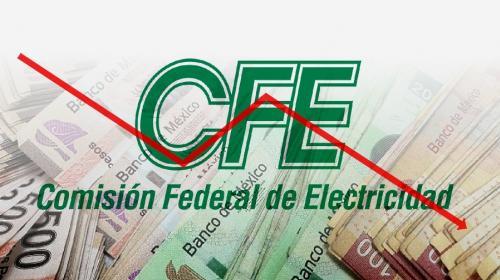 Tiene CFE enormes pérdidas al cierre de 2020
