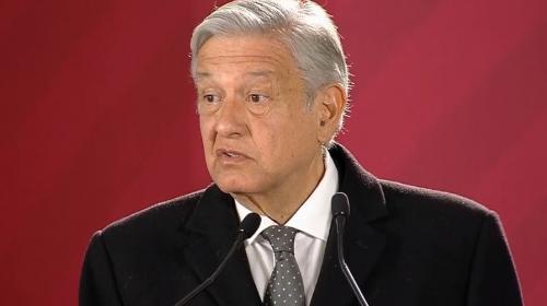 Unificará AMLO a ex trabajadores de extinta empresa eléctrica