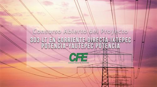 Cancela CFE el concurso de línea de transmisión Ixtepec-Yautepec