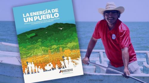 """Presenta la AMEXHI su libro """"La energía de un pueblo"""""""