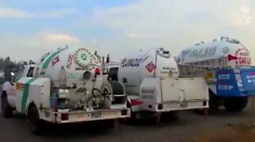Reconoce Amexgas esfuerzo del Senado contra robo de gas LP