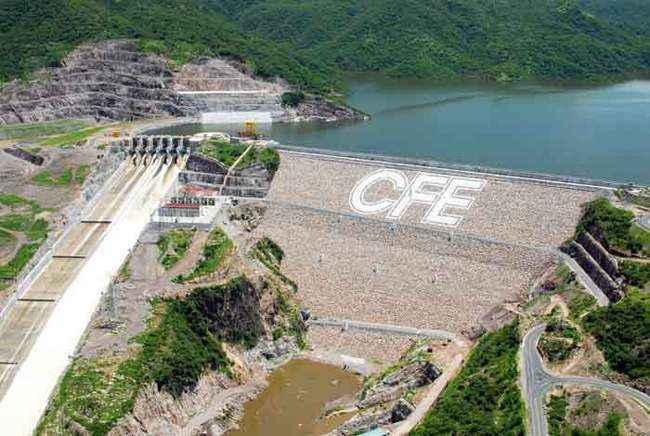 Presenta CFE plan de manejo de presas del Grijalva