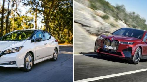 Nissan y BMW, 6 años de impulso del auto eléctrico en México