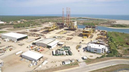 Se retrasa Dos Bocas; pesa la crisis financiera de Pemex