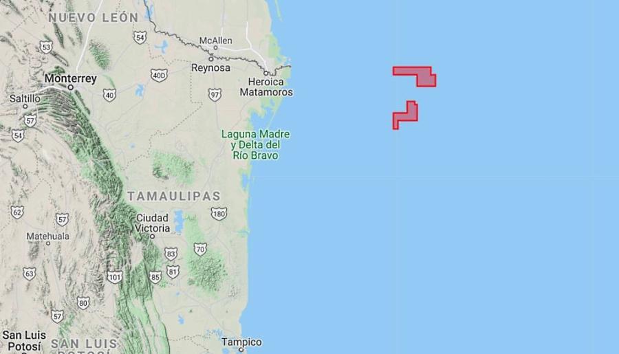 Renuncia China Offshore a parte de área en aguas profundas