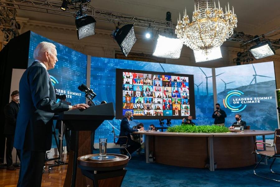 Crisis climática deja oportunidades; concluye Biden cumbre