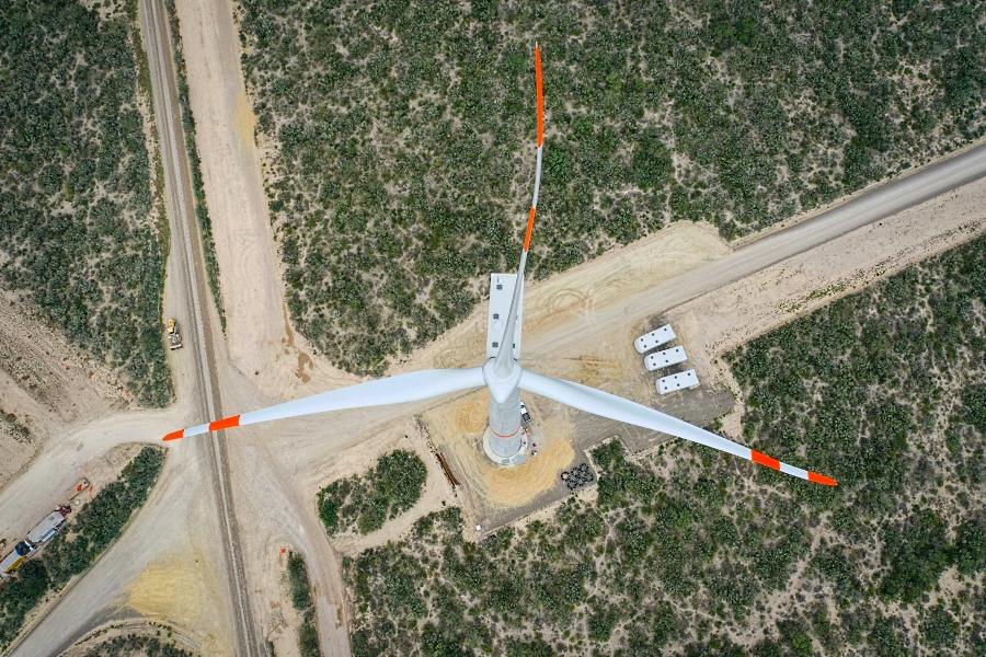 Inicia operación comercial el parque eólico Dolores, de Enel