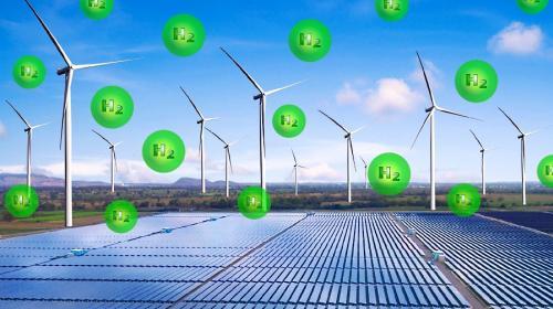 Podría el hidrógeno verde sustituir importaciones de gas natural