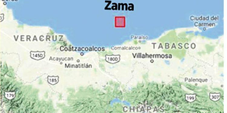 Asegura Pemex tener 50.4 por ciento del yacimiento Zama