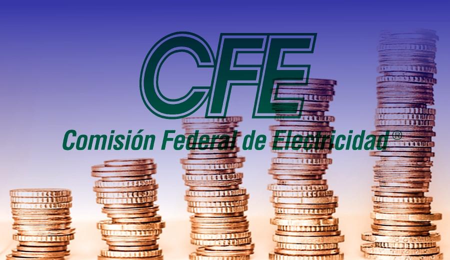 Coloca CFE otros MX 10,000 millones en CEBURES