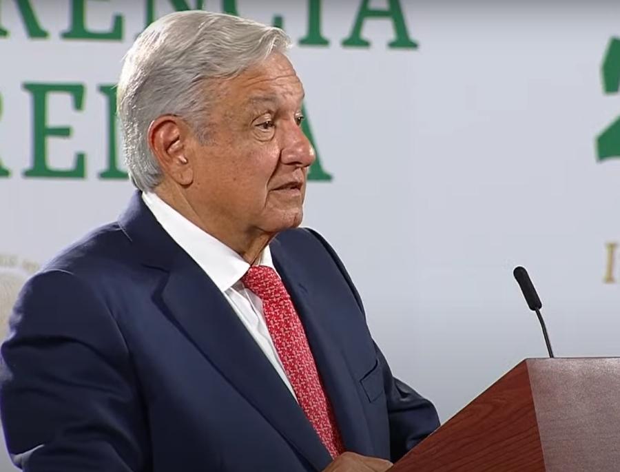 Confunde AMLO a México con la CFE