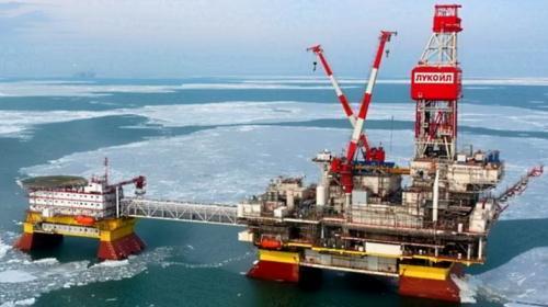 Perforará rusa Lukoil su primer pozo exploratorio