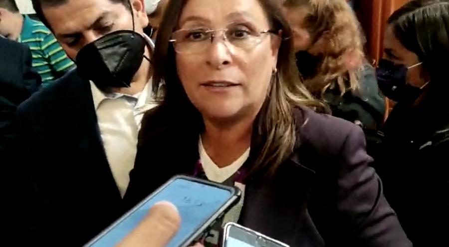Confirma Nahle García operación de Pemex en Zama