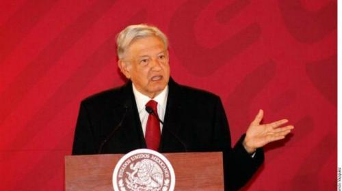 Plan eléctrico, la próxima semana; AMLO critica a Calderón