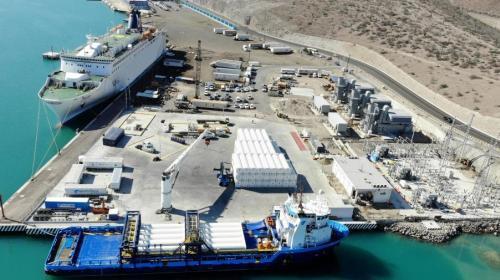 Inicia New Fortress Energy operaciones en terminal de GNL en BCS