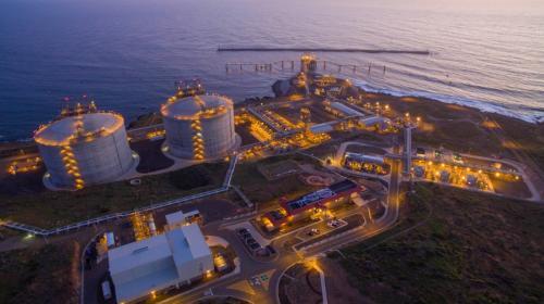 Entregan primer cargamento de gas con compensación de carbono
