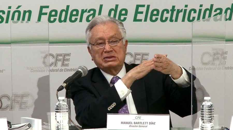Pedirá CFE a la CRE suspender permisos a generadores privados