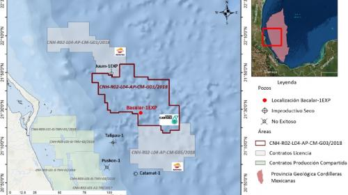 Perforará Carigali primer pozo exploratorio en aguas ultraprofundas