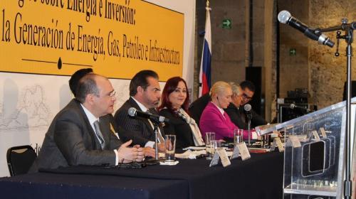 Rusia busca invertir en sector energético mexicano