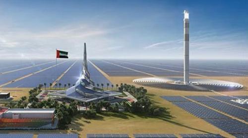 NOOR Energy, mega parque solar que acaba con la intermitencia