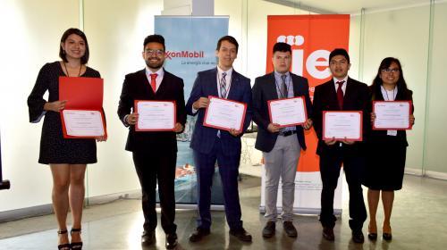 Otorga ExxonMobil becas a estudiantes de la UNAM