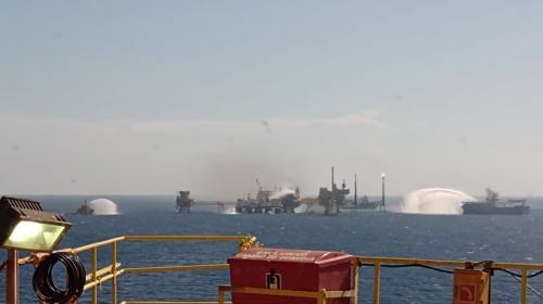 Controla Pemex incendio en Ku, el segundo en menos de dos meses
